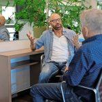 Röbi Koller unterwegs: Auf einen Schwatz mit Danniel Saner