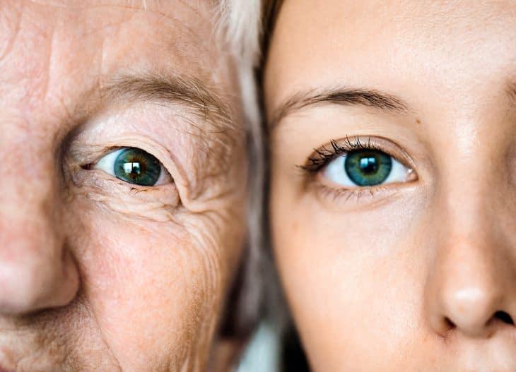 Augenfarbe blau bedeutung