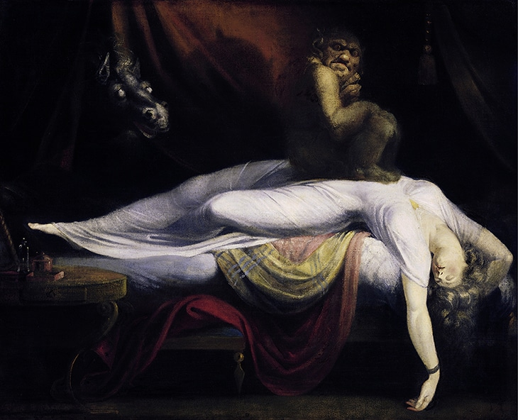 Schlafparalyse