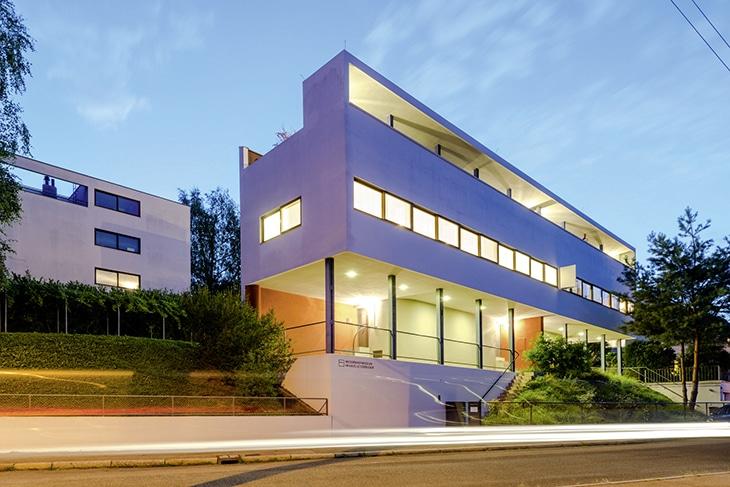 Bauhaus und moderne Kunst im Süden