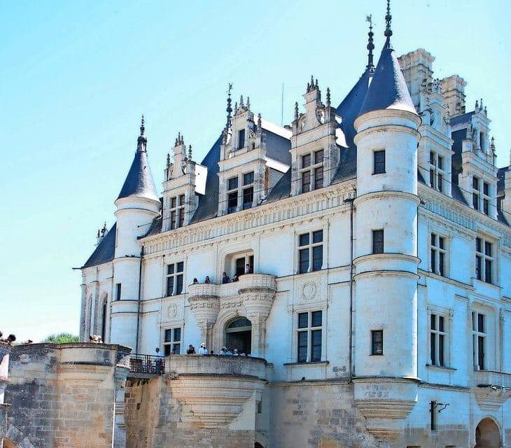 Schlösser im Loiretal