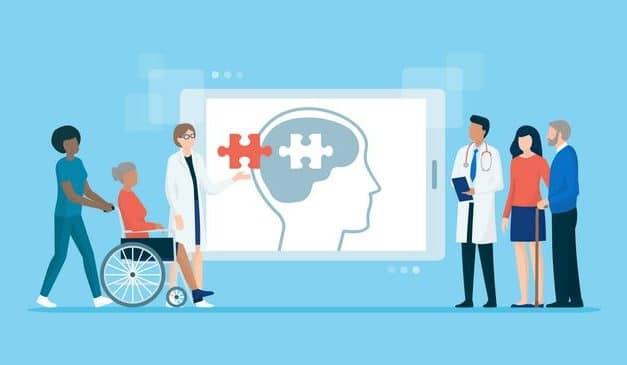 Hilfsangebote für Menschen mit Demenz und ihre Angehörigen