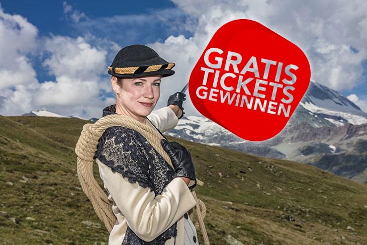 Premiumkarten für die Freilichtspiele Zermatt