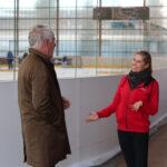 Röbi Koller unterwegs: Auf einen Schwatz mit Denise Biellmann