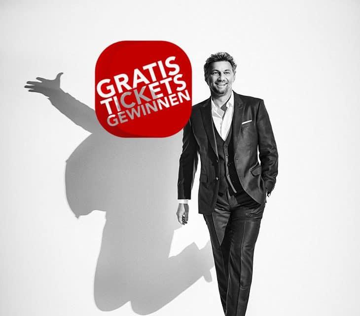 1 x 2 Tickets für Jonas Kaufmann und sein neues Programm «Mein Wien»