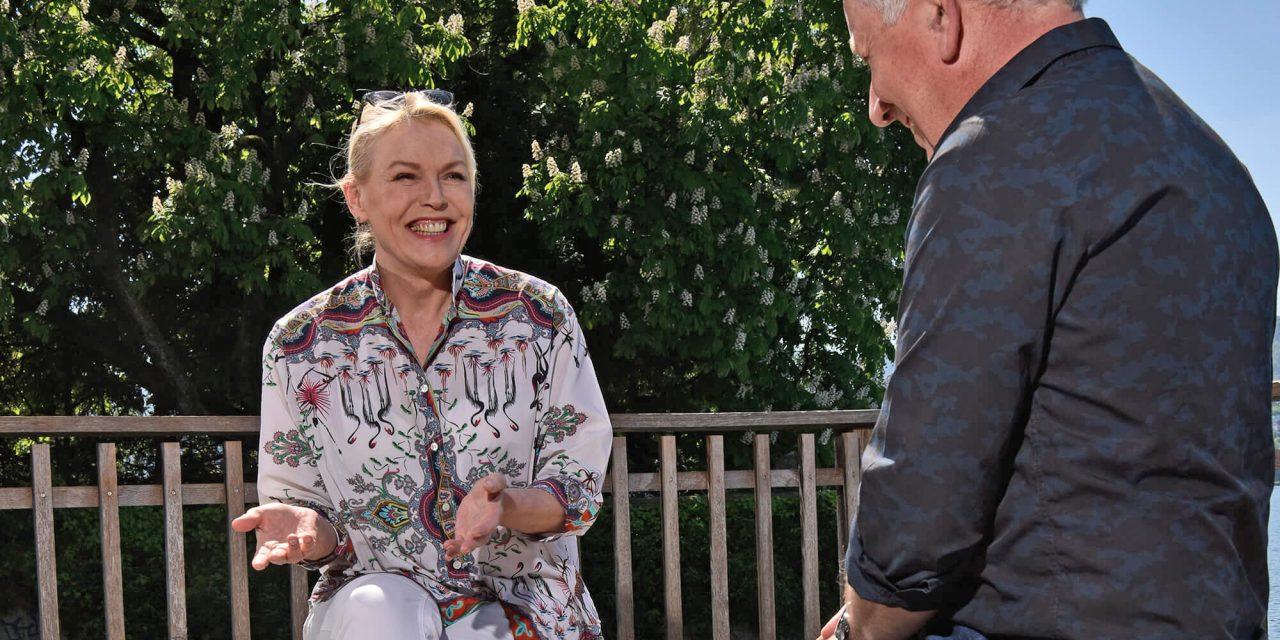 Röbi Koller im ganz privaten Interview mit Katja Stauber