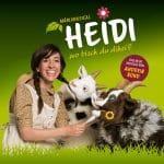 1 x 4 Tickets für «HEIDI, WO BISCH DU DIHEI?»