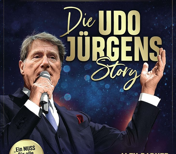 """1 x 2 Tickets für """"Die Udo Jürgens Story"""""""