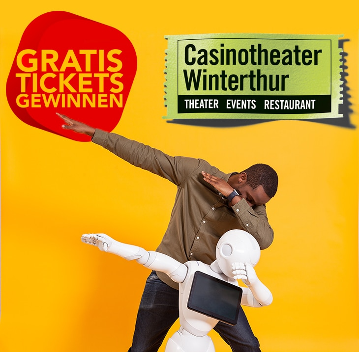 """Robocare – Altenpflege 4.0"" im Casinotheater Winterthur"